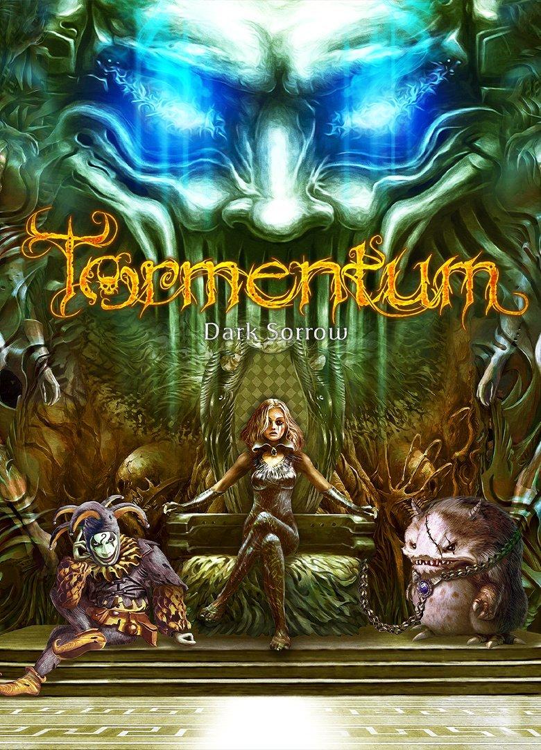 Tormentum: Dark Sorrow v.1.4.1 [GOG] (2015) (2015)
