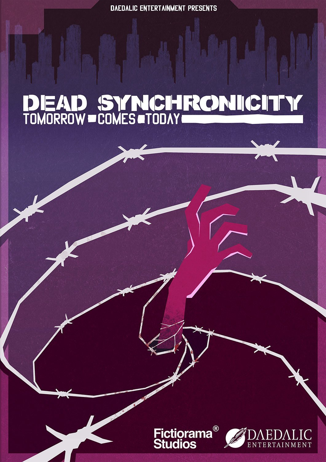 Dead Synchronicity: Tomorrow Comes Today v.1.0.10 [GOG] (2015) (2015)