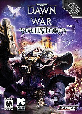 Warhammer 40000: Dawn of War – Soulstorm (2008) (2008)