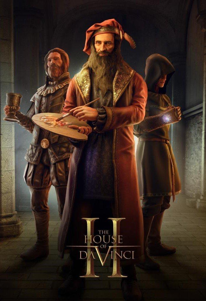 The House of Da Vinci 2 [PLAZA] (2020) скачать торрент Лицензия