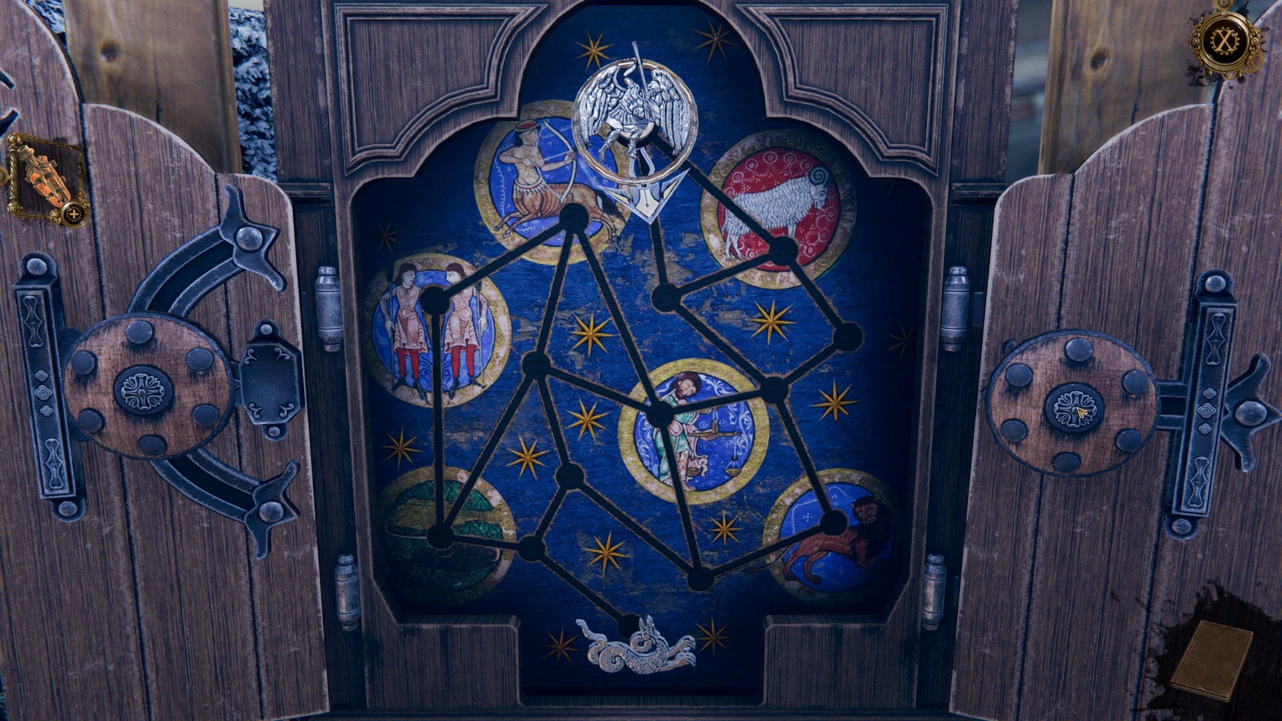 Скриншот к игре The House of Da Vinci 2 [PLAZA] (2020) скачать торрент Лицензия