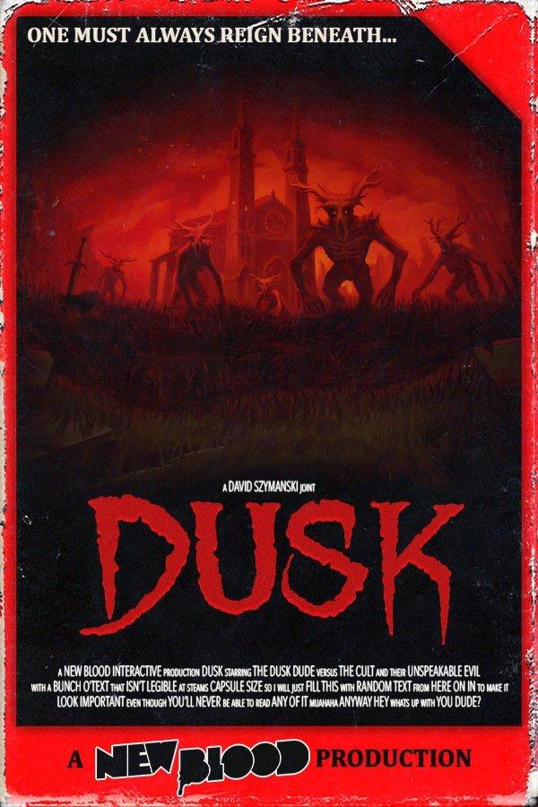 DUSK v.1.6 [GOG] (2018) Лицензия (2018)
