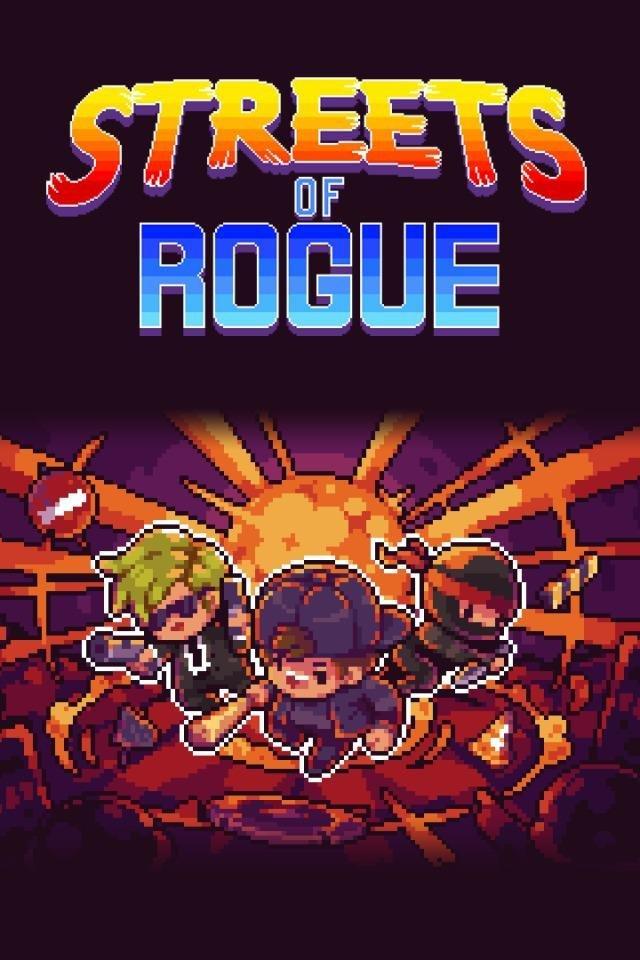 Streets of Rogue v.93 [GOG] (2019) Лицензия (2019)