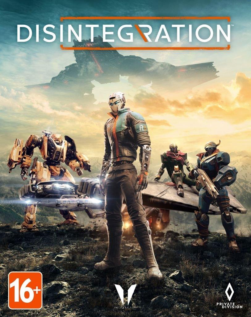 Disintegration (2020) (2020)