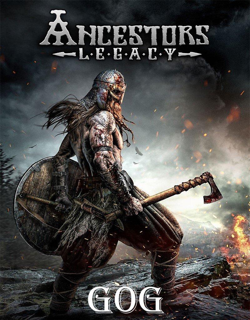 Ancestors Legacy v.64724 + DLC [GOG] (2018)