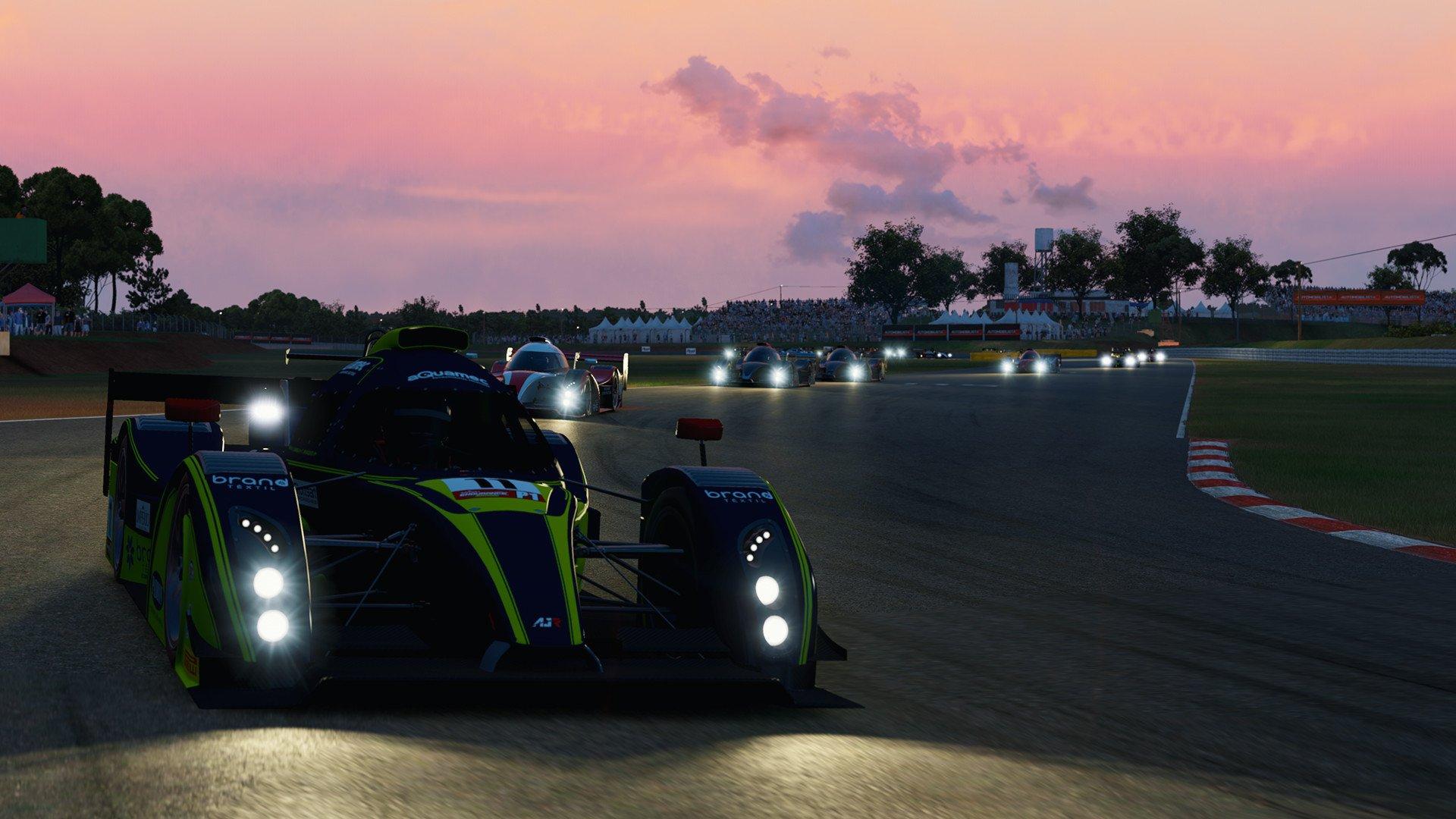 Скриншот к игре Automobilista 2 [v 1.0.2.1+DLC] (2020) скачать торрент RePack от xatab