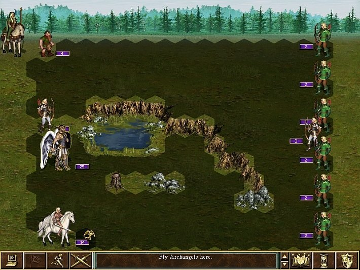Скриншот к игре Heroes of Might and Magic 3 Complete [GOG | Windows] (ENG/RUS/MULTI4) от R.G. GOGFAN (1999) скачать торрент Лицензия
