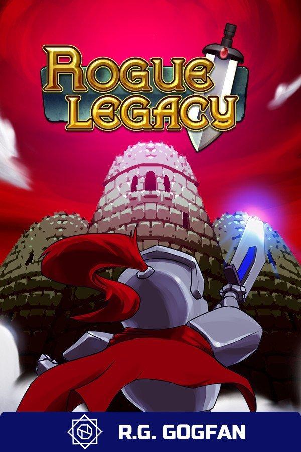 Rogue Legacy [GOG] (ENG/RUS/MULTI8) от R.G. GOGFAN (2013) (2013)