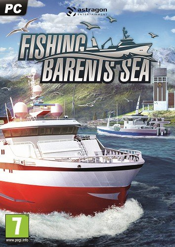 Fishing: Barents Sea [v 1.3.4-3618] (2018) (2018)