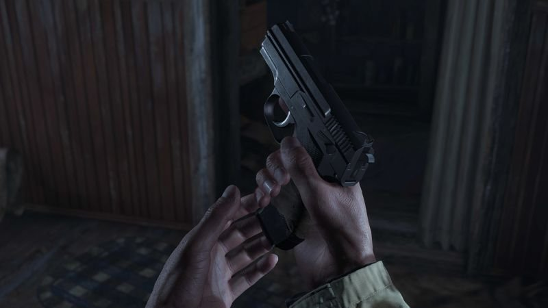 Скриншот к игре Resident Evil Village - Deluxe Edition (2021) Лицензия