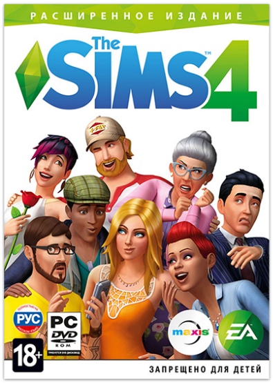 The Sims 4: Deluxe Edition [v 1.71.86.1020 (x64) / 1.71.86.1020 (x32) + DLC] (2014) RePack от R.G. Механики