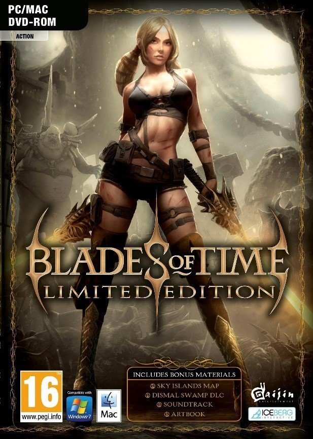 Blades of Time: Limited Edition [GOG] (2012)