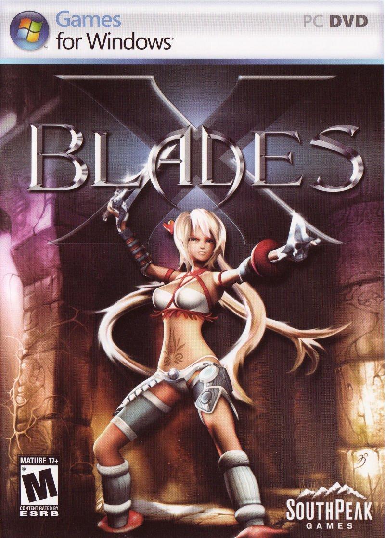 X-Blades (Ониблэйд) [L] (2007-2009) (23 ноября 2007 – 20 февраля 2009)