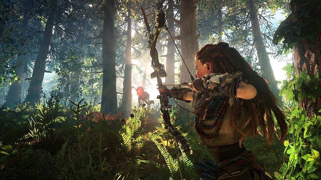 Скриншот к игре Horizon: Zero Dawn - Complete Edition v.1.0.10.5 [GOG] (2017-2020) скачать торрент Лицензия
