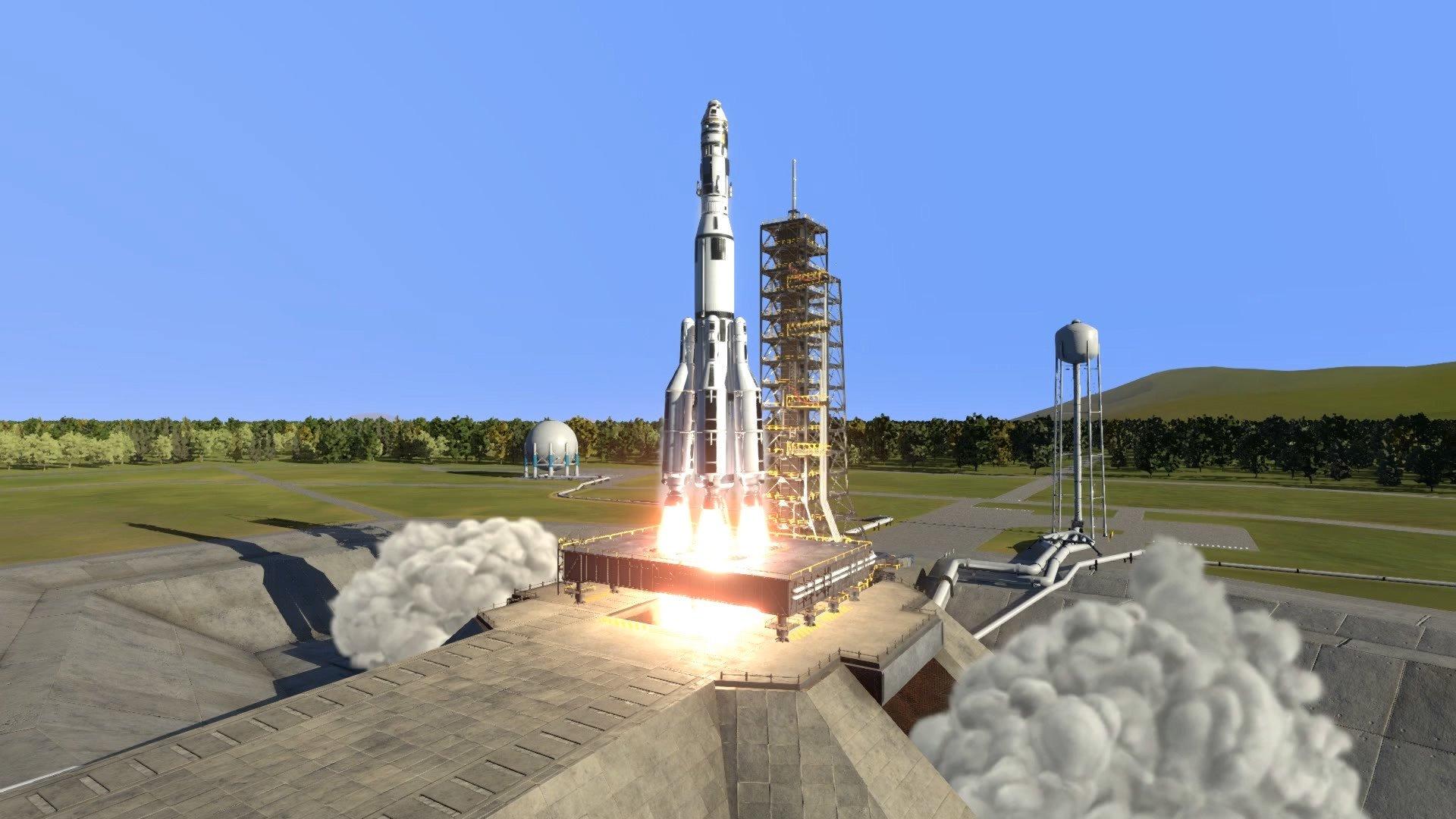 Скриншот к игре Kerbal Space Program 2