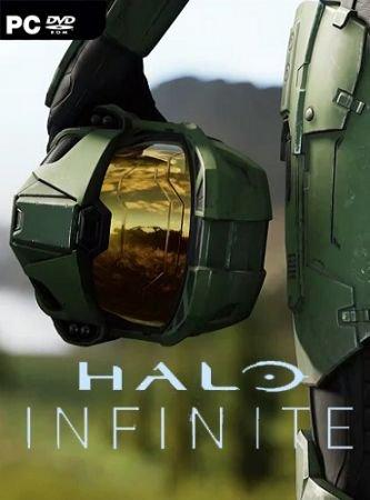 Обложка к игре Halo Infinite