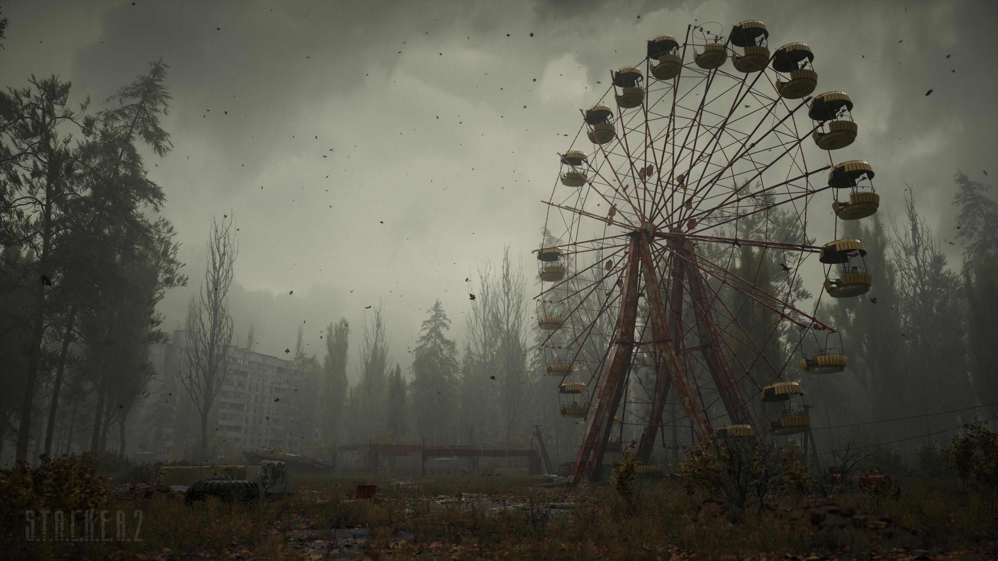 Скриншот к игре S.T.A.L.K.E.R. 2