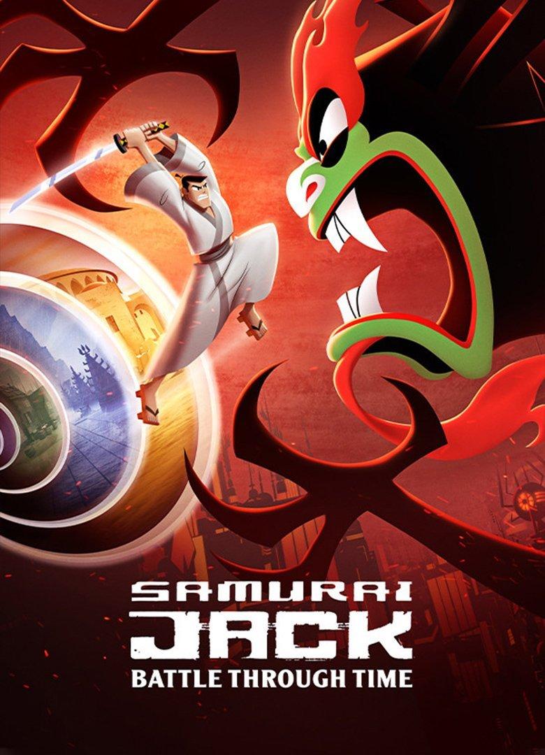 Samurai Jack: Battle Through Time [HOODLUM] (2020)