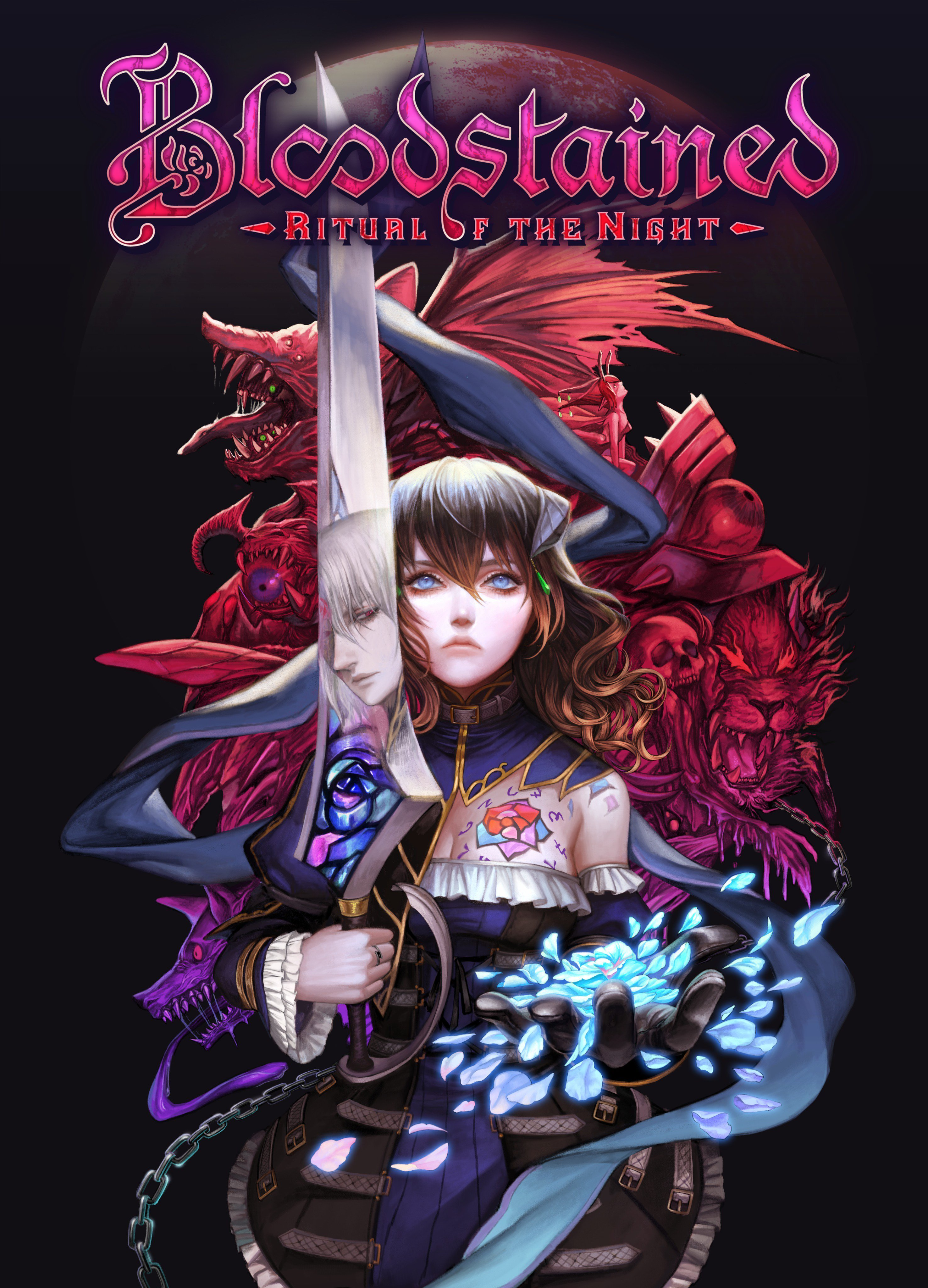 Bloodstained: Ritual of the Night [v. 1.17.0.53060+DLC] (2019)