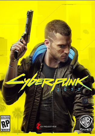 Обложка к игре Cyberpunk 2077 [v 1.06] (2020) RePack от R.G. Механики