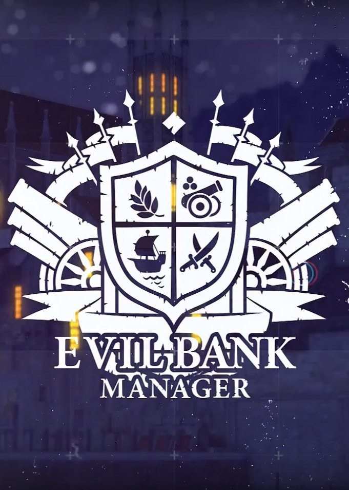 Обложка к игре Evil Bank Manager [Portable] (2018)