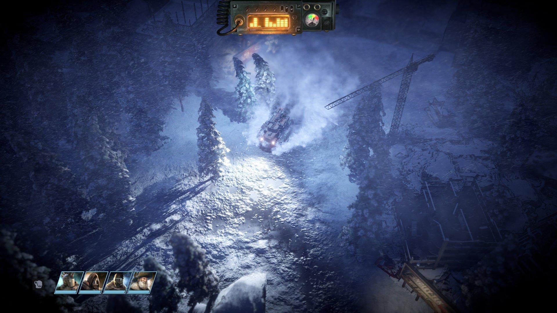 Скриншот к игре Wasteland 3 - Digital Deluxe Edition [v j2844 + DLC] (2020) скачать торрент RePack от R.G. Механики