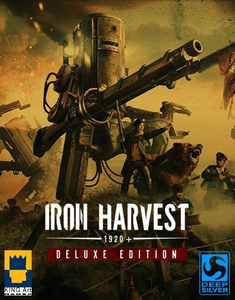 Iron Harvest (v.1.1.0.1916 rev 43270 (43500) +DLC) (2020) RePack от R.G. Механики