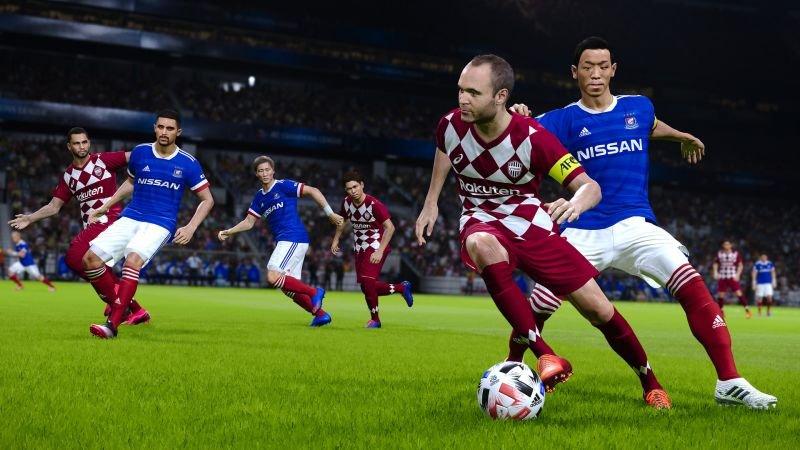 Скриншот к игре eFootball PES 2021 (2020) скачать торрент RePack