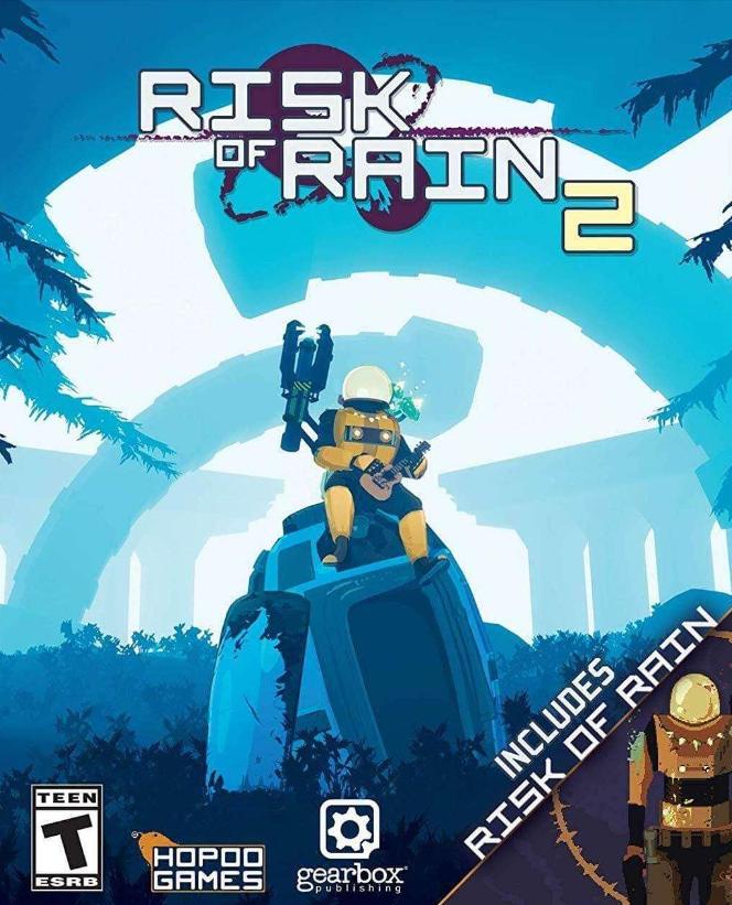 Risk of Rain 2 [1.0.1.1] (2020) (2020)