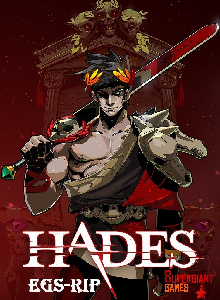 Hades v.1.37332 [EGS-Rip] (2020) Лицензия