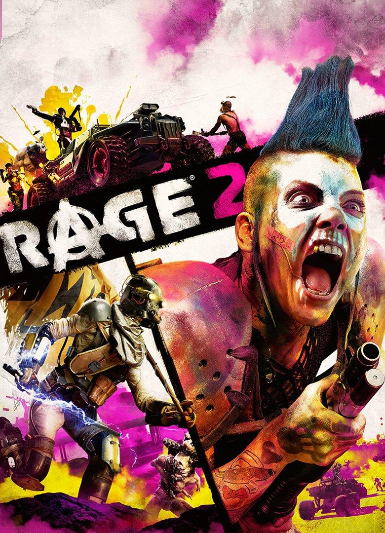 RAGE 2 - Deluxe Edition v.1.09 [Steam-Rip] (2019) (2019)