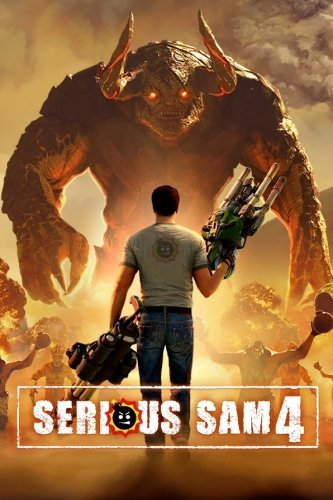 Serious Sam 4: Deluxe Edition [v 1.07 + DLC] (2020) RePack от R.G. Механики (2020)