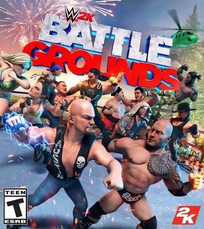 WWE 2K Battlegrounds [1.0.3.0] (2020)