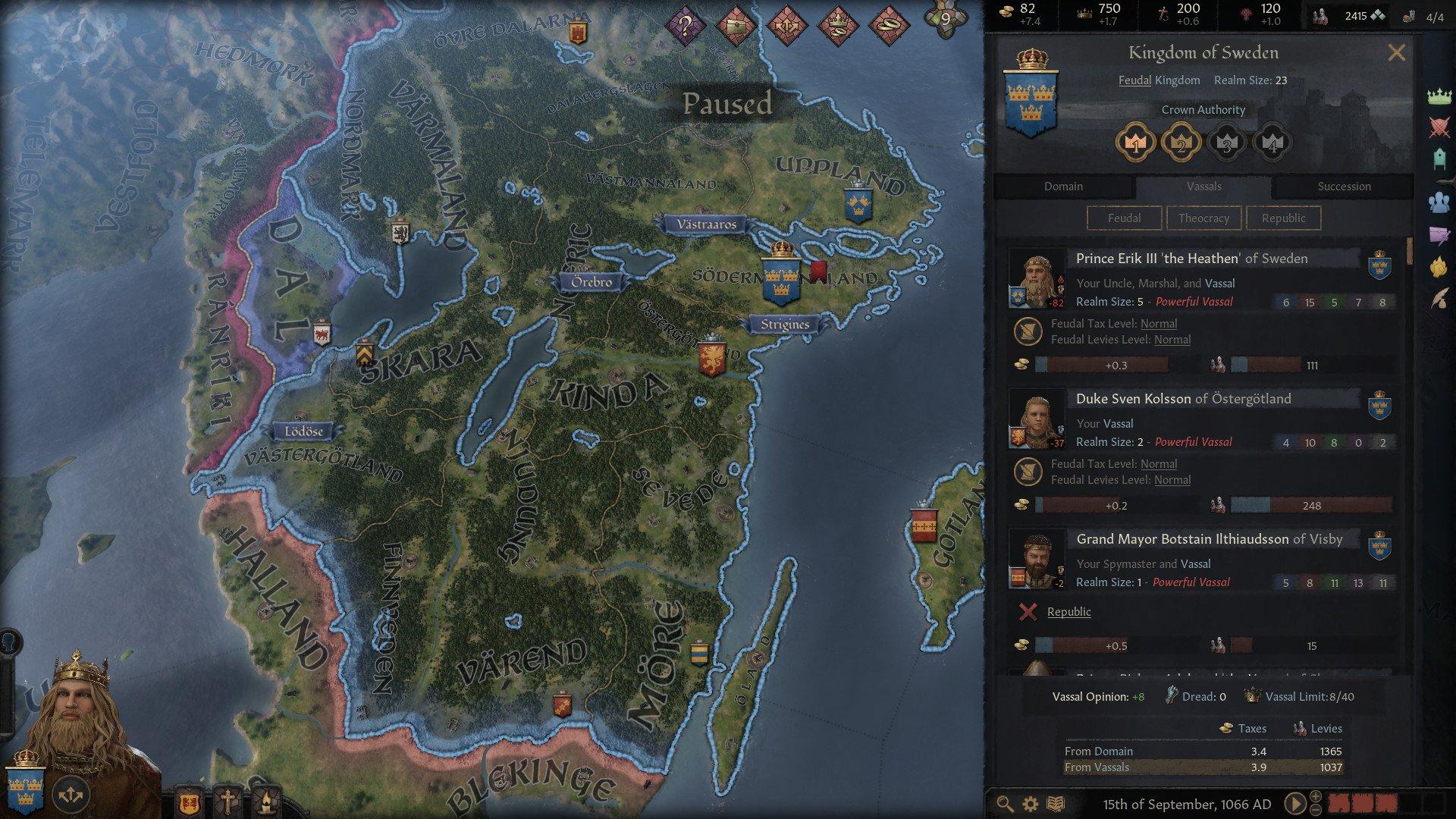 Скриншот к игре Crusader Kings III [v. 1.2.2] (2020) скачать торрент RePack от R.G. Механики