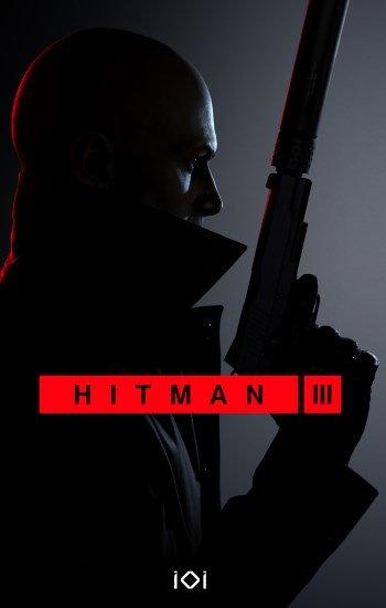 Обложка к игре HITMAN 3 (2021)
