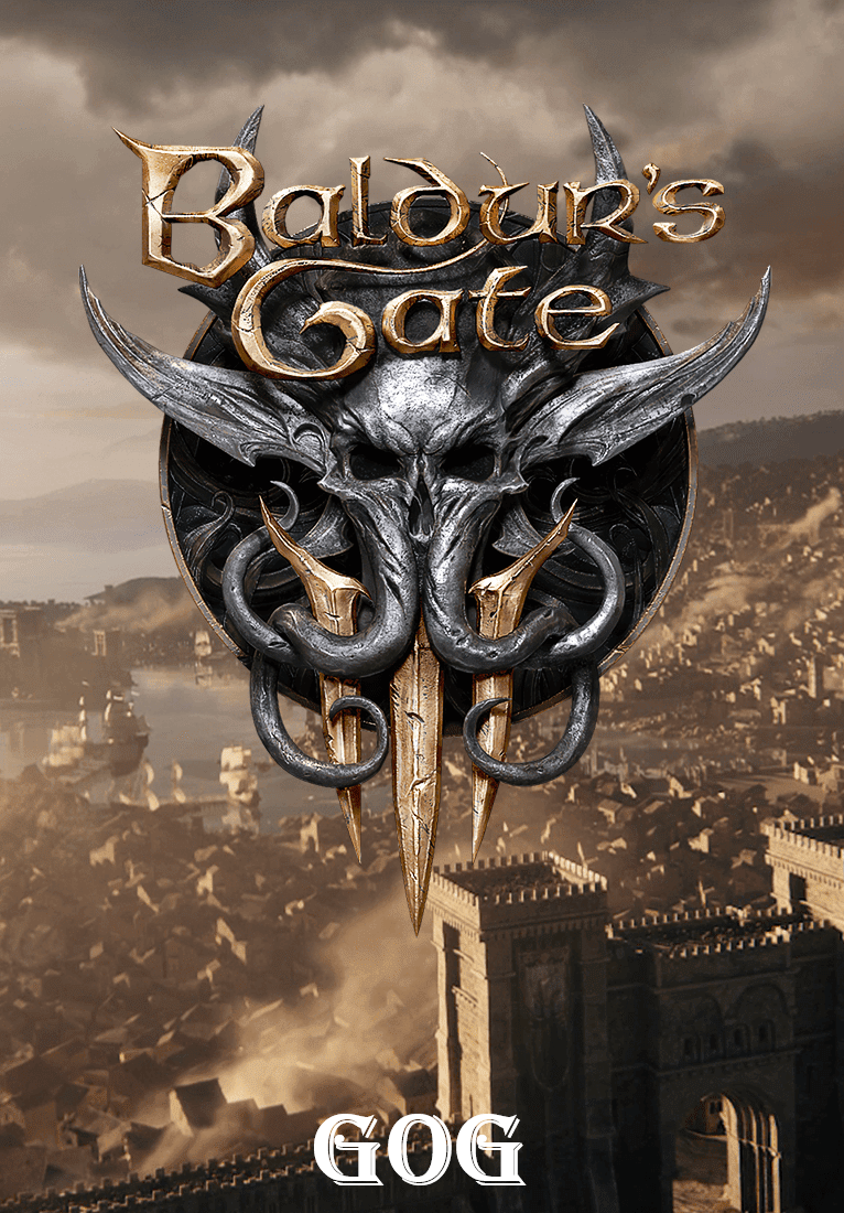 Baldur's Gate 3 v4.1.90.2222 [GOG] (Early Access) (Early Access)