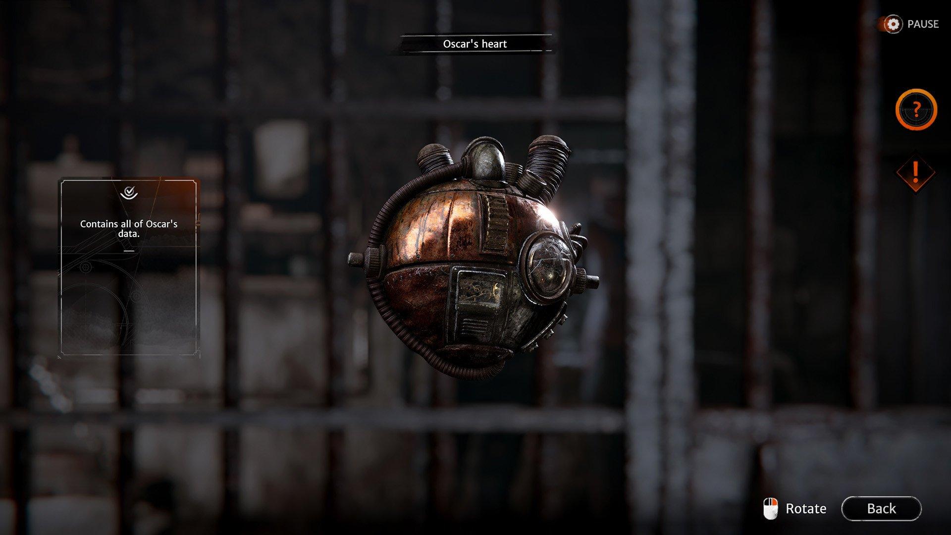 Скриншот к игре Syberia: The World Before