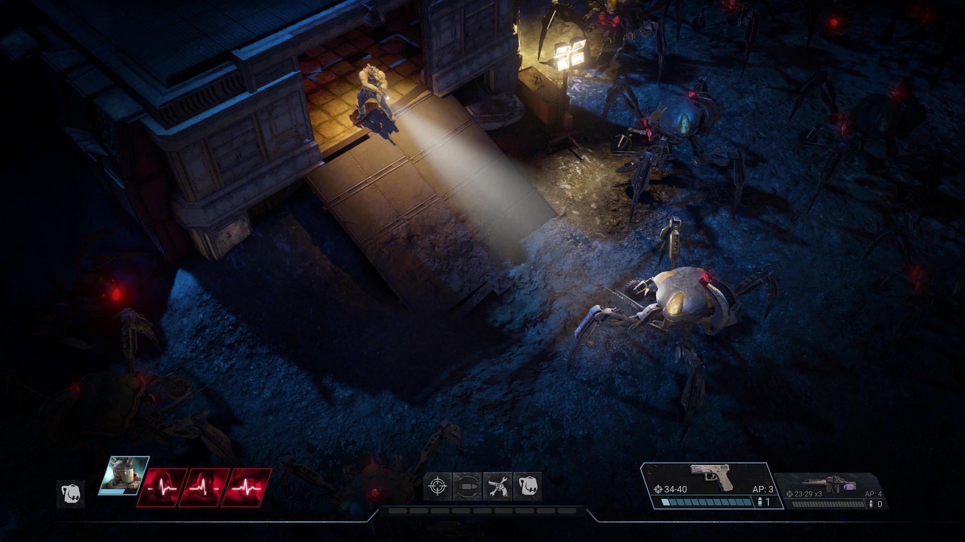 Скриншот к игре Wasteland 3 - Digital Deluxe Edition (j3160) [GOG] (2020) скачать торрент Лицензия