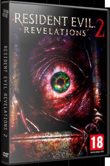 Resident Evil Revelations 2: Episode 1-4 [v 5.0] (2015)