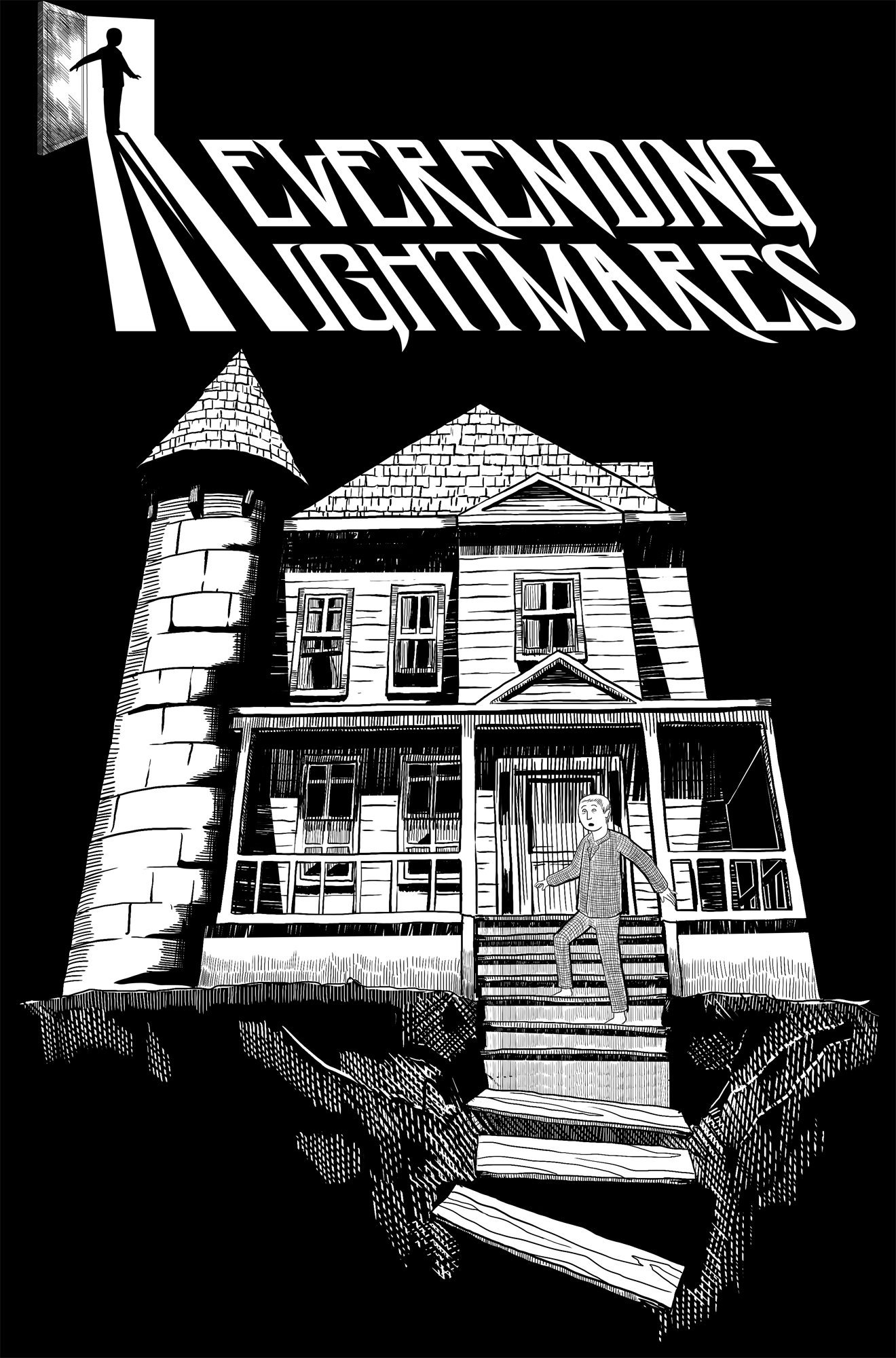 Neverending Nightmares v.3.3.22468 [GOG] (2014) (2014)