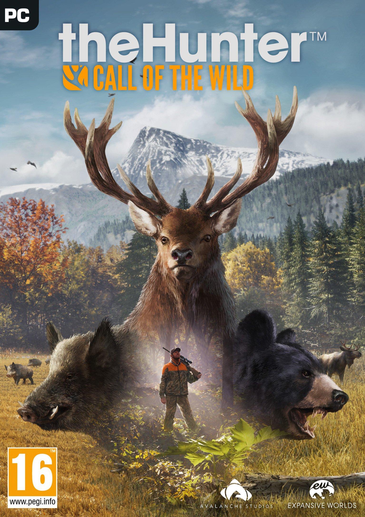 TheHunter: Call of the Wild [v1939208 +DLC] (2017) RePack от R.G. Механики