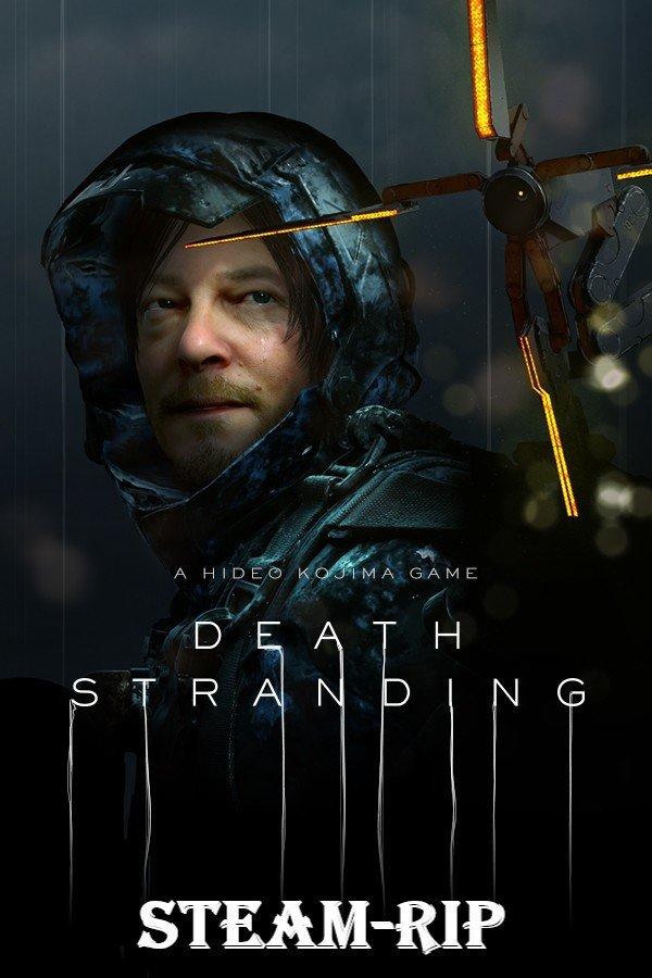 Death Stranding v.1.02 [Steam-Rip] (2020) (2020)