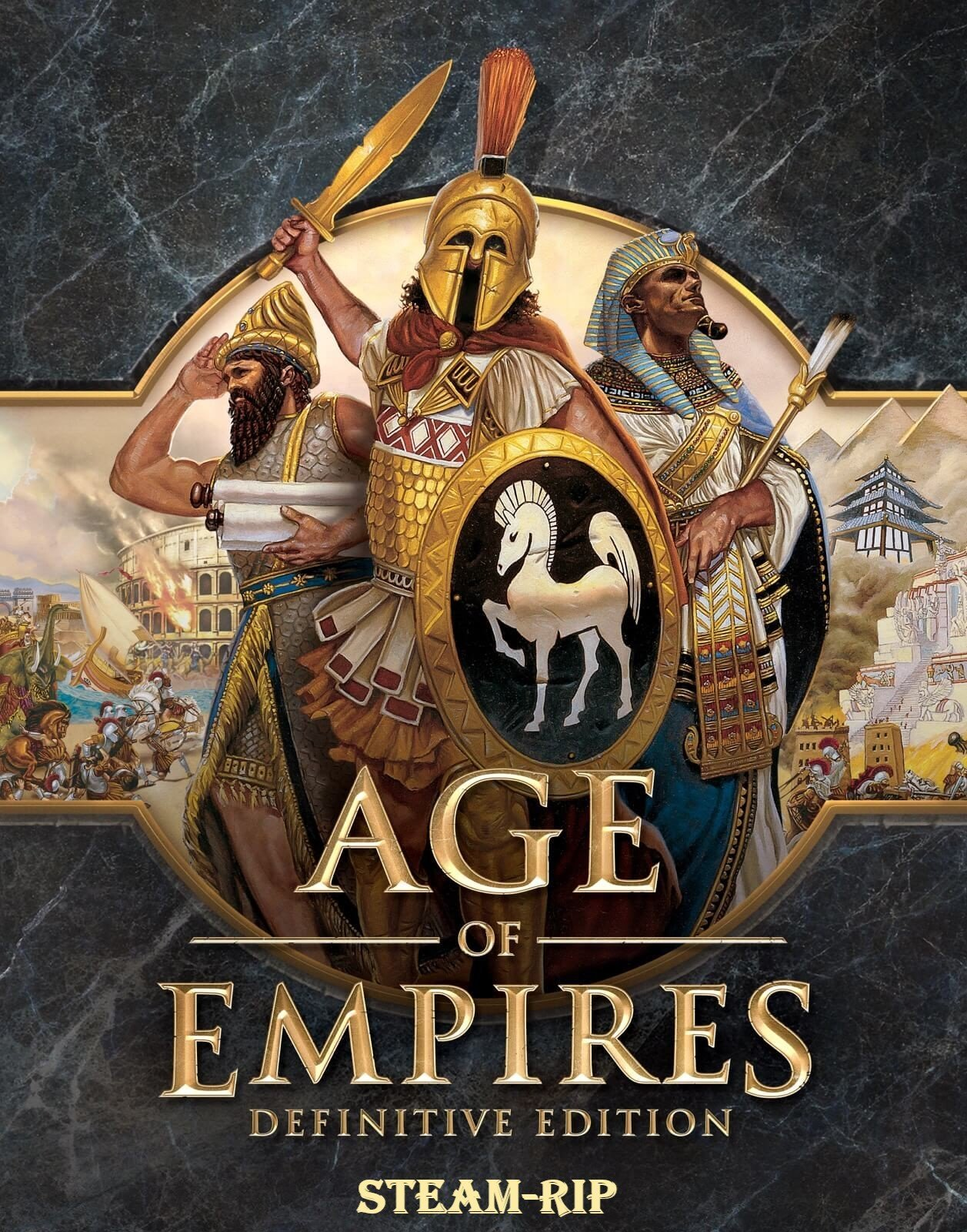 Age of Empires III: Definitive Edition [Steam-Rip] (2005-2020)