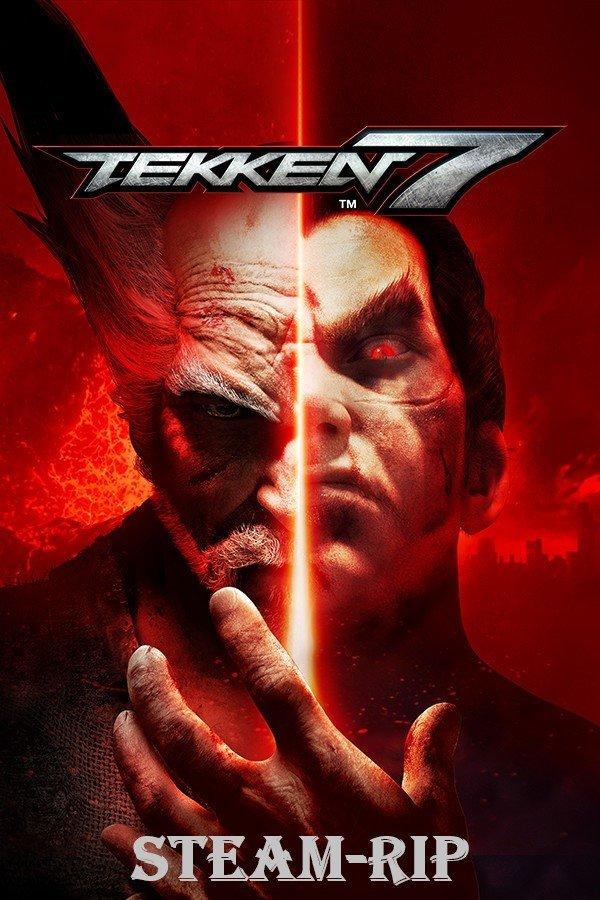 TEKKEN 7 - Ultimate Edition v.3.30 [Scene-Release] (2017) (2017)
