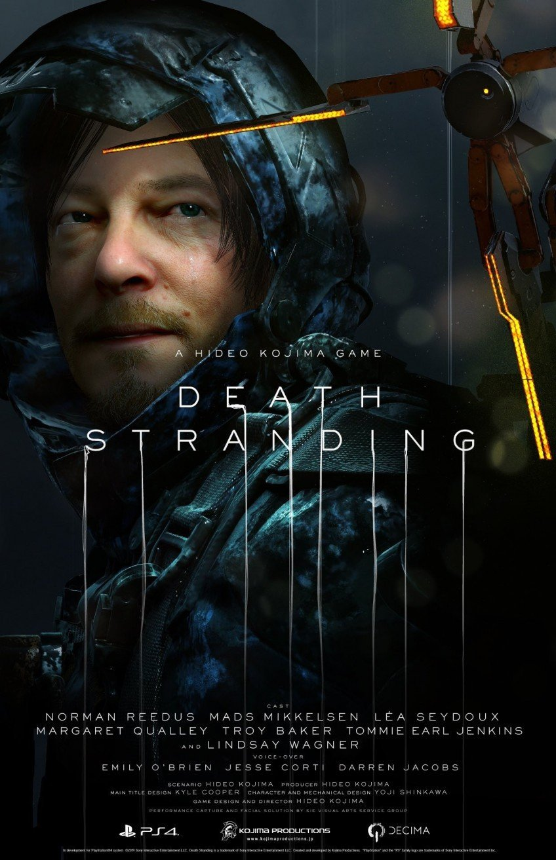 DEATH STRANDING [v. 1.06 HotFix +DLC] (2020) RePack от R.G. Механики (2020)