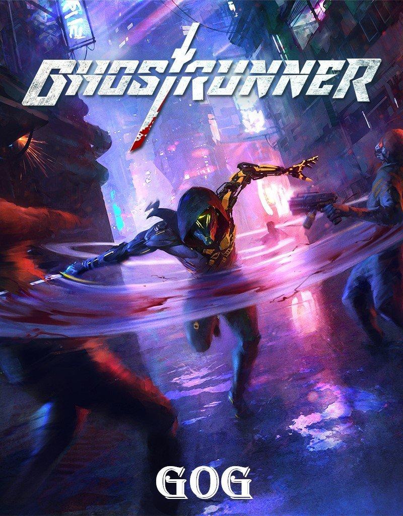 Ghostrunner v.0.31142.411 [GOG] (2020)  Лицензия