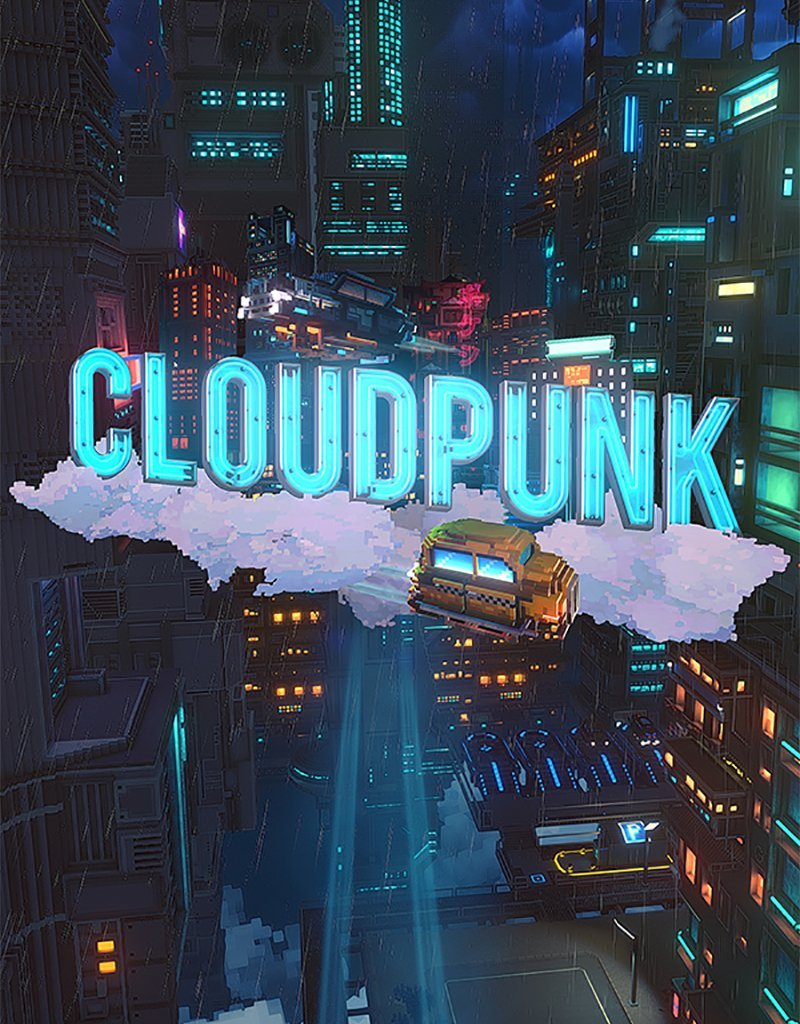 Cloudpunk [SKIDROW] (2020) Лицензия