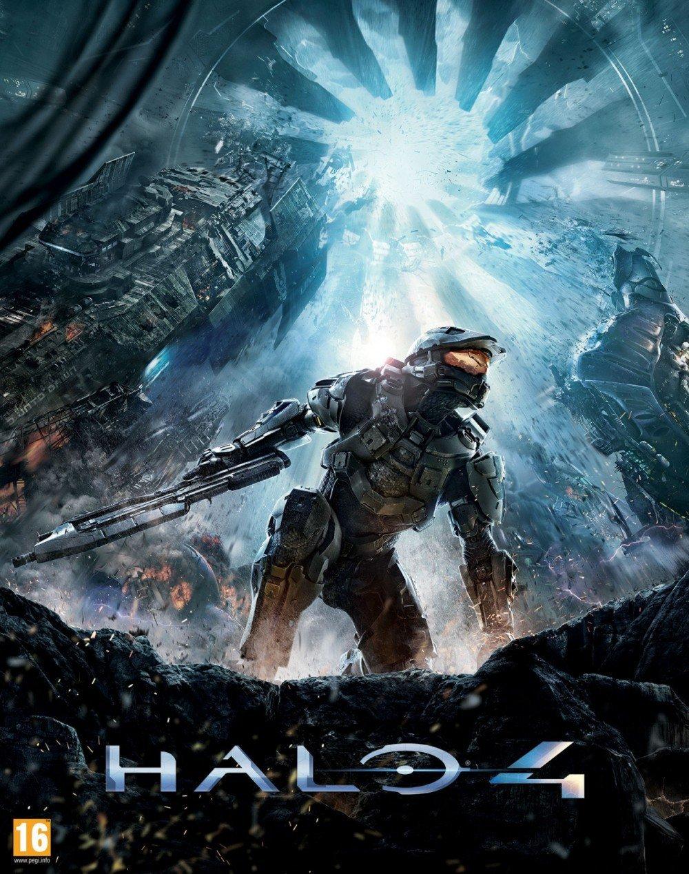 Halo 4 [Portable] (2012-2020)