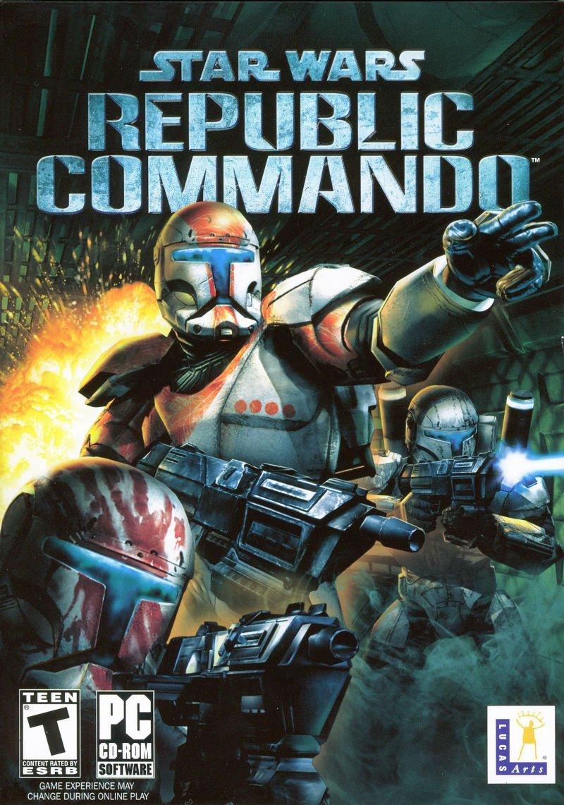 Star Wars: Republic Commando [GOG] (2005) Лицензия