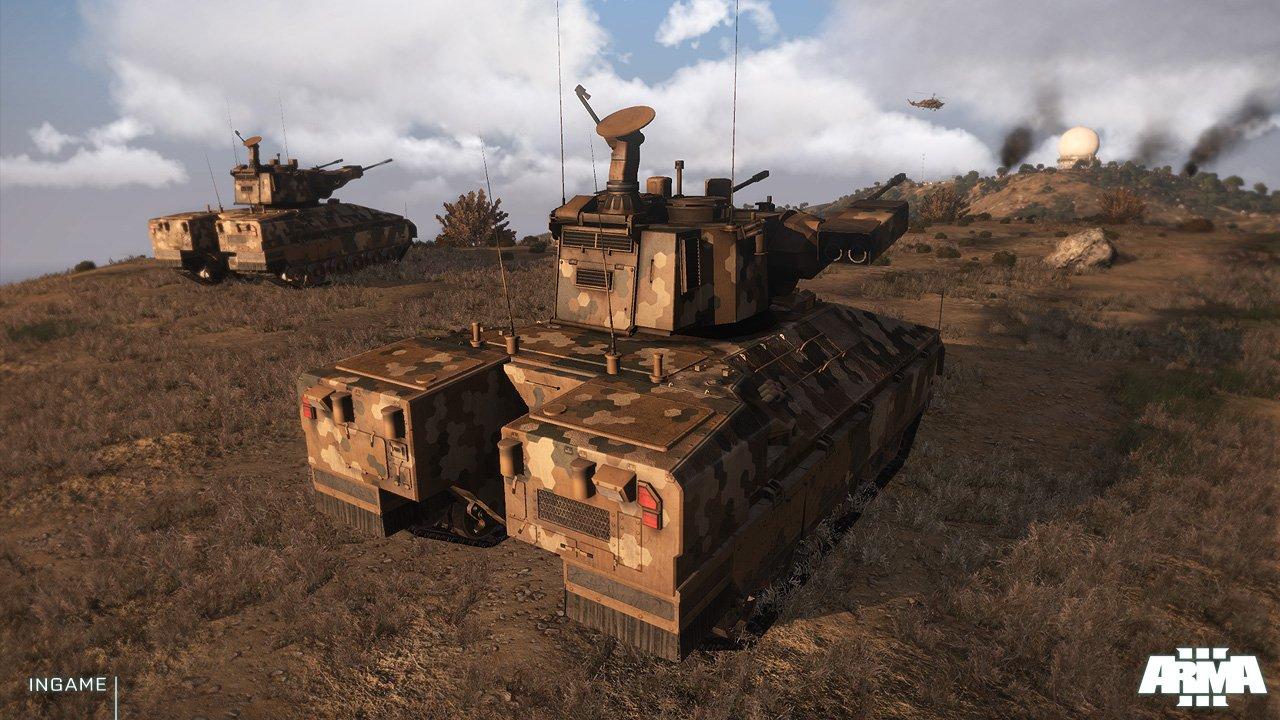 Скриншот к игре Arma 3: Apex Edition [v 2.00.146.773 + DLC's] (2013) PC | RePack от R.G. Механики